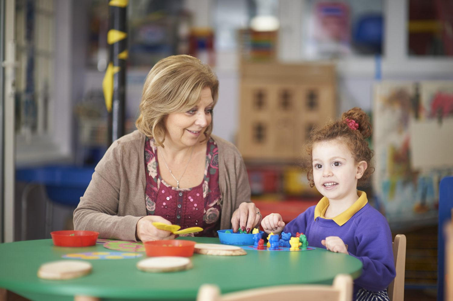 'Outstanding' Nursery Provision