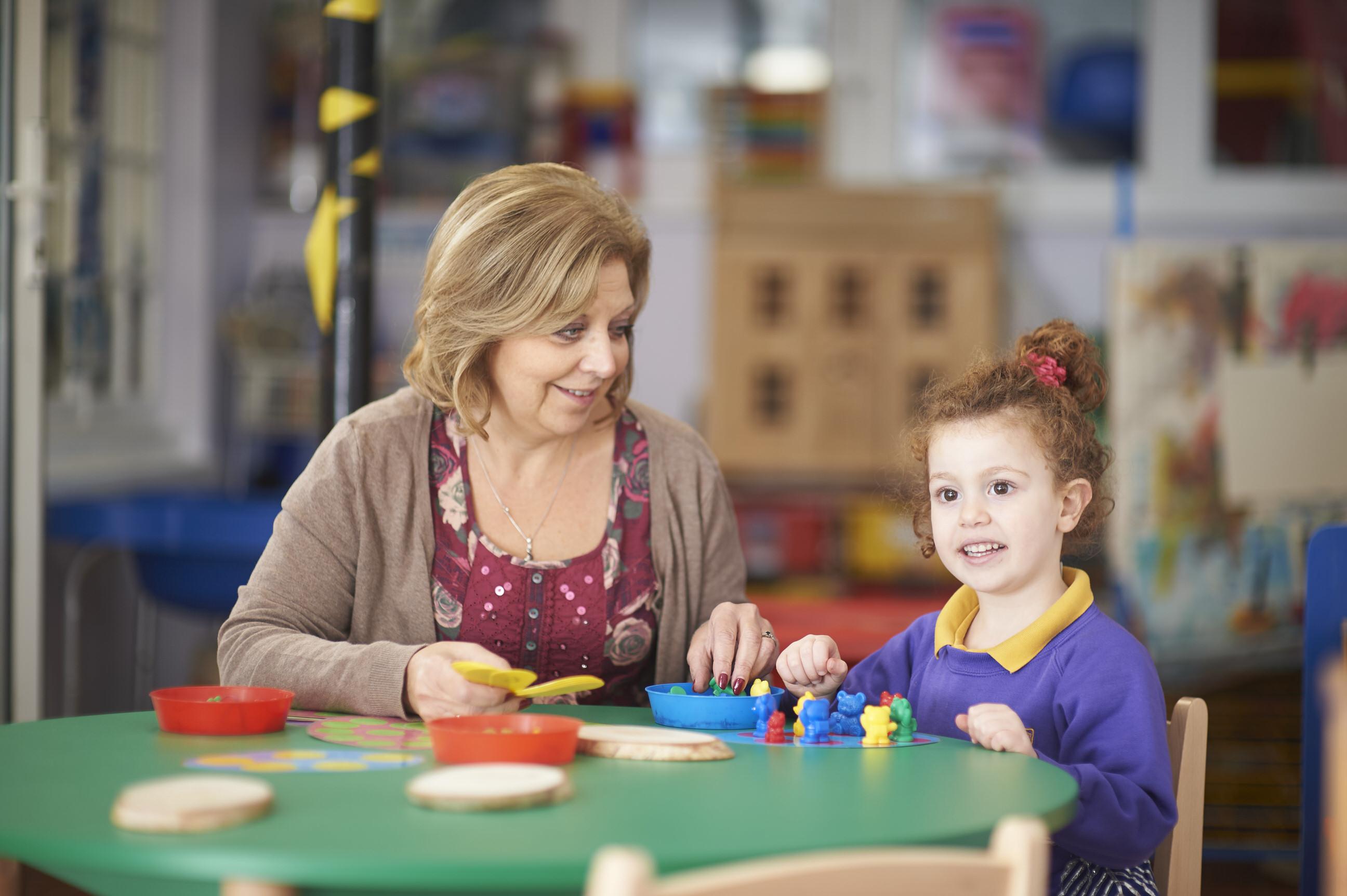 'Outstanding' Nursery Provision
